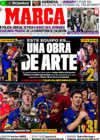 Portada diario Marca del 28 de Mayo de 2009