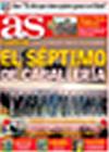 Portada diario AS del 29 de Mayo de 2009