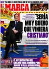 Portada diario Marca del 29 de Mayo de 2009