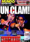 Portada Mundo Deportivo del 29 de Mayo de 2009