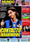 Portada Mundo Deportivo del 31 de Mayo de 2009