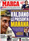 Portada diario Marca del 1 de Junio de 2009
