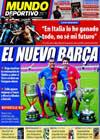 Portada Mundo Deportivo del 1 de Junio de 2009
