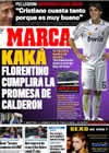 Portada diario Marca del 3 de Junio de 2009