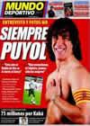 Portada Mundo Deportivo del 3 de Junio de 2009
