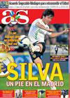Portada diario AS del 5 de Junio de 2009