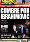 Portada Mundo Deportivo del 5 de Junio de 2009