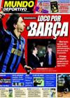 Portada Mundo Deportivo del 6 de Junio de 2009