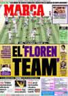 Portada diario Marca del 7 de Junio de 2009