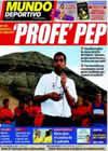 Portada Mundo Deportivo del 7 de Junio de 2009