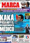 Portada diario Marca del 8 de Junio de 2009
