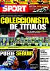 Portada diario Sport del 8 de Junio de 2009