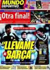 Portada Mundo Deportivo del 8 de Junio de 2009