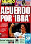 Portada Mundo Deportivo del 10 de Junio de 2009