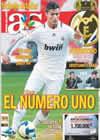 Portada diario AS del 12 de Junio de 2009