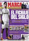 Portada diario Marca del 12 de Junio de 2009