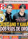 Portada diario AS del 13 de Junio de 2009