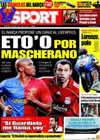 Portada diario Sport del 14 de Junio de 2009