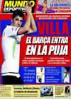 Portada Mundo Deportivo del 14 de Junio de 2009