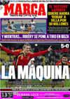 Portada diario Marca del 15 de Junio de 2009