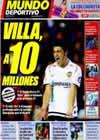 Portada Mundo Deportivo del 15 de Junio de 2009
