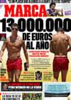 Portada diario Marca del 17 de Junio de 2009