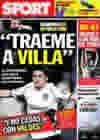 Portada diario Sport del 17 de Junio de 2009