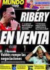 Portada Mundo Deportivo del 17 de Junio de 2009