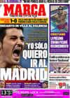 Portada diario Marca del 18 de Junio de 2009