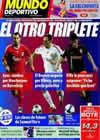 Portada Mundo Deportivo del 18 de Junio de 2009
