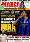 Portada diario Marca del 20 de Junio de 2009