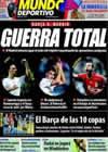 Portada Mundo Deportivo del 20 de Junio de 2009