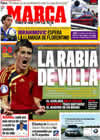 Portada diario Marca del 21 de Junio de 2009
