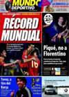 Portada Mundo Deportivo del 21 de Junio de 2009