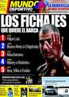 Portada Mundo Deportivo del 23 de Junio de 2009