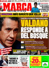 Portada diario Marca del 26 de Junio de 2009