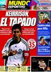 Portada Mundo Deportivo del 26 de Junio de 2009
