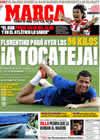 Portada diario Marca del 27 de Junio de 2009