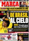 Portada diario Marca del 29 de Junio de 2009