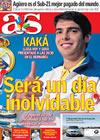 Portada diario AS del 30 de Junio de 2009