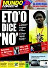 Portada Mundo Deportivo del 30 de Junio de 2009