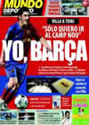 Portada Mundo Deportivo del 2 de Julio de 2009