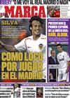 Portada diario Marca del 3 de Julio de 2009
