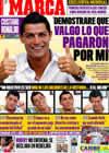 Portada diario Marca del 4 de Julio de 2009