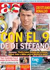 Portada diario AS del 5 de Julio de 2009