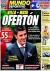 Portada Mundo Deportivo del 5 de Julio de 2009