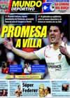 Portada Mundo Deportivo del 6 de Julio de 2009
