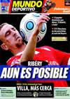 Portada Mundo Deportivo del 7 de Julio de 2009
