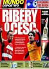 Portada Mundo Deportivo del 8 de Julio de 2009