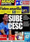 Portada Mundo Deportivo del 9 de Julio de 2009